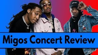 What a Migos Concert Is Actually Like....