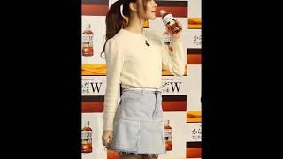 HKT48の指原莉乃が、2018年2月6日(火)、都内で行われた日本コカ・コーラ...