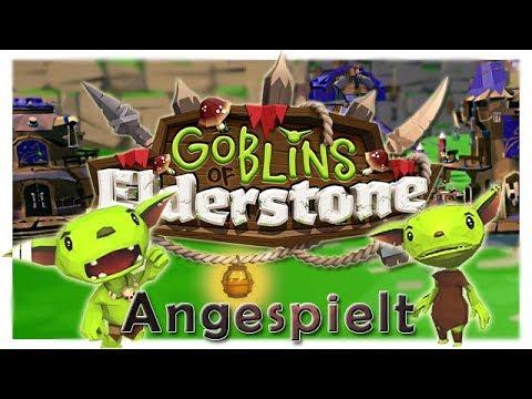 Das Goblinsdorf | #1 | Let's Play Goblins of Elderstone | Angespielt | [HD] | Deutsch Cigar0