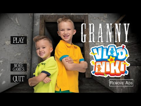 Granny Is Vlad And Niki!