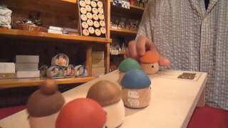 「おもちゃのこまーむ」製の「どんぐりころころ」です。現在開催中の「...