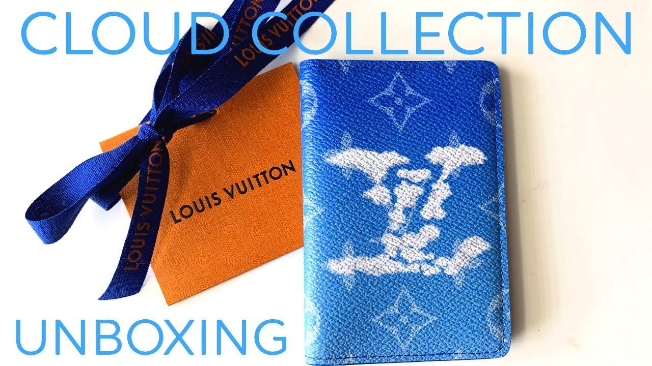 Download Louis Vuitton * CLOUD * Collection Pocket Organizer Unboxing