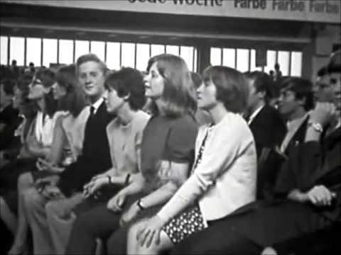 The Beatles in Hamburg June 66
