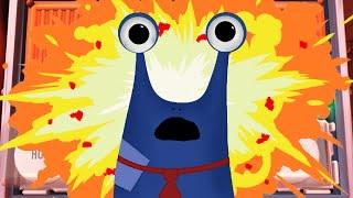 maudado explodiert beim Bomben entschärfen