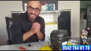 Buzdolabı Motoru Yandı! Buzdolabı Motoruna Şoklama Nasıl Yapılır? 2. Bölüm