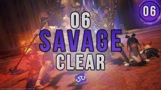 【FFXIV】Sigmascape V2.0 Savage Clear (O6S) ~ Scholar PoV