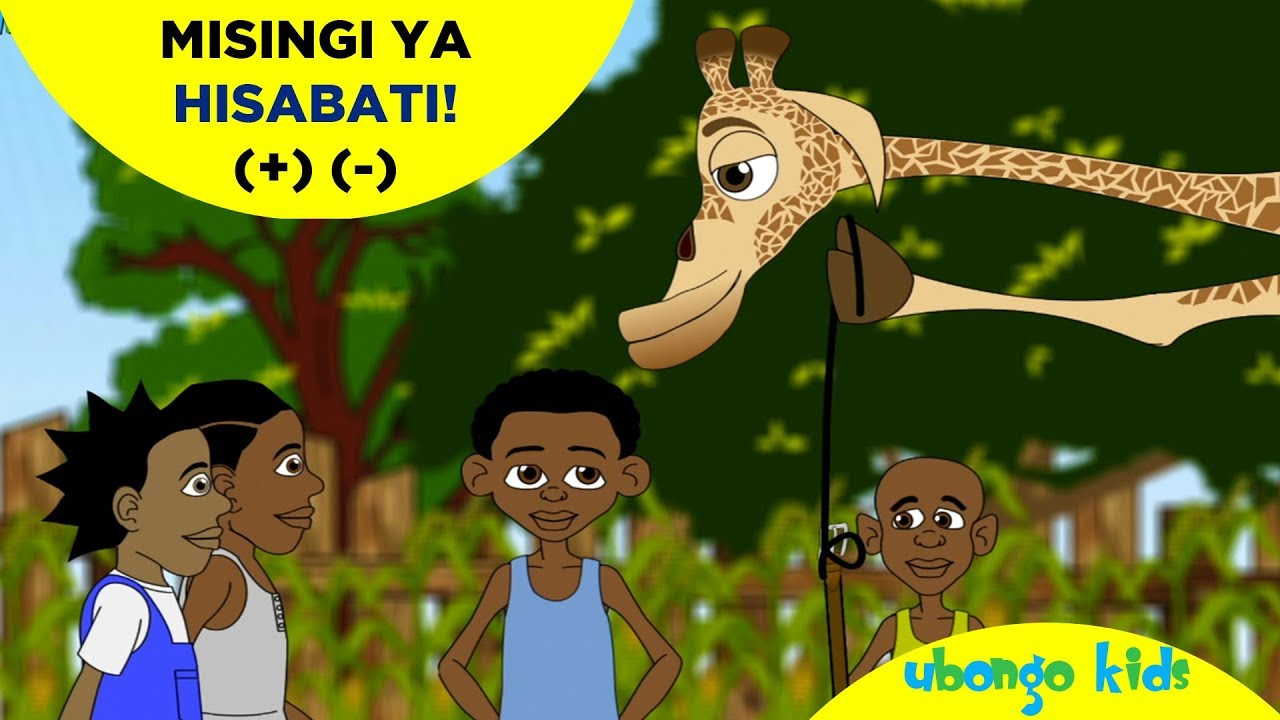 Download Misingi ya Hisabati | Hesabu na Ubongo Kids | Katuni za Elimu kwa Kiswahili