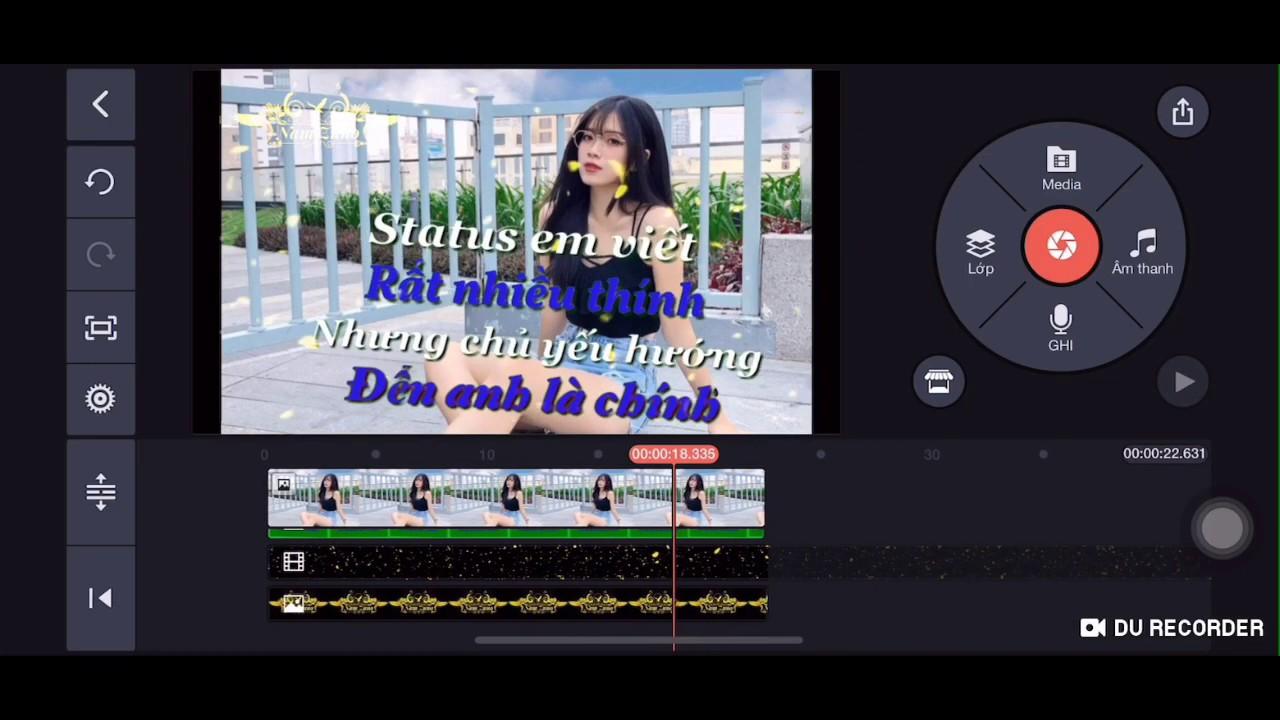 Cách Làm Video Hiệu Ứng Chữ Rung Lắc Theo Nhạc Ngay Trên Điện Thoại✔