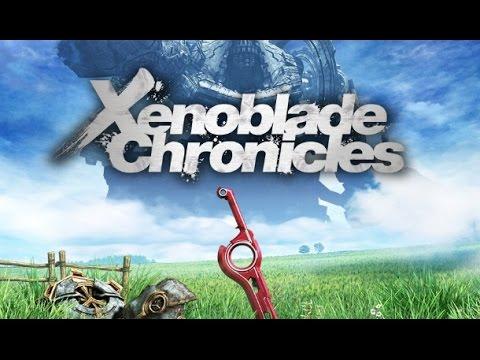 Let's Play Xenoblade Chronicles - Episode 1
