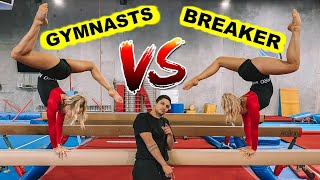 GYMNASTICS INSANE DANCE BATTLE!