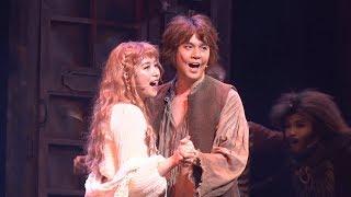 ミュージカル「笑う男」が4月9日、日生劇場で開幕した。出演は浦井健治...