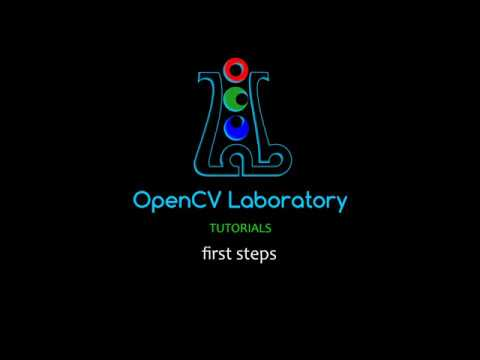 OpenCV Lab Visiting Card