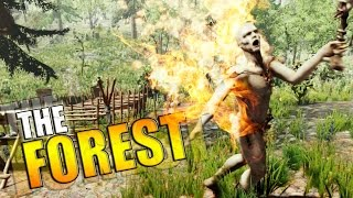 - FLECHAS DE FUEGO The Forest Fernanfloo