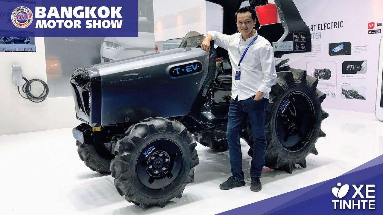 """""""Trên tay"""" Xe máy cày điện ShareNovation T-EV do các bạn Thái tự thiết kế   Xe.tinhte.vn"""