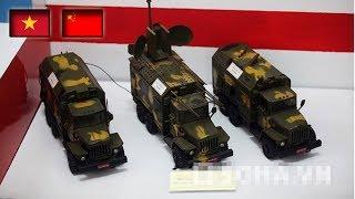 Tin Quân Sự - TQ Bất Ngờ: Việt Nam Ra Mắt VŨ KHl' Cực Mạnh Sản Xuất Kết Hợp Công Nghệ Mỹ-Nga