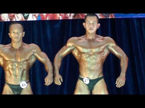 Mr ATM 2010: Light Middle Weight