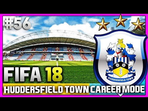 FIFA 18 | HUDDERSFIELD TOWN CAREER MODE | #56 | FA CUP FINAL v MANCHESTER CITY