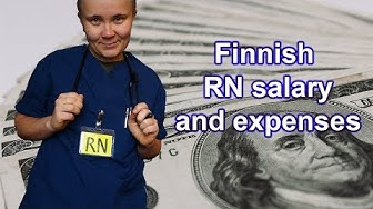 Finnish RN Salary and Expenses 💵
