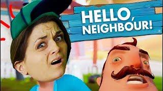Привет Сосед Альфа 2 Старыи новыи Дом с Новыми загадками