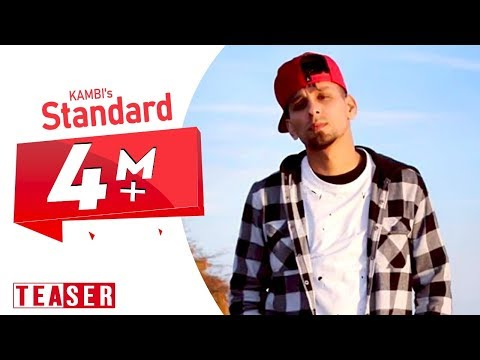 STANDARD - KAMBI ft. Preet Hundal || Official Teaser || Desi Swag Records || Latest Punjabi Song