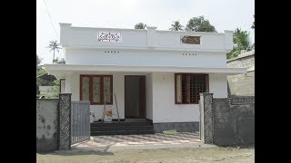 3BHK 750 Sqft house in 3 Cents at Varapuzha -  32 Lakhs
