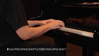Phil Al Air - Calypso space shuttle direction opus 25 n°1