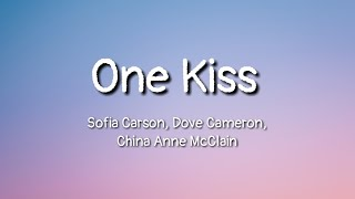 "Sofia Carson, Dove Cameron, China Anne McClain - One Kiss (lyrics) (From ""Descendants 3"")"