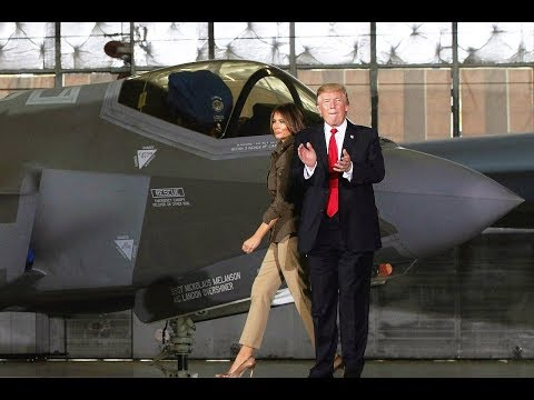 US Increases Military Budget By $80 Billion