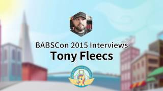 Tony Fleecs Interview