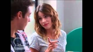 Виолетта 2 14 эпизод, Леон и Виолетта