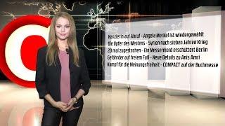 Die Woche COMPACT: Merkel-Dämmerung, Messermord und Meinungsfreiheit