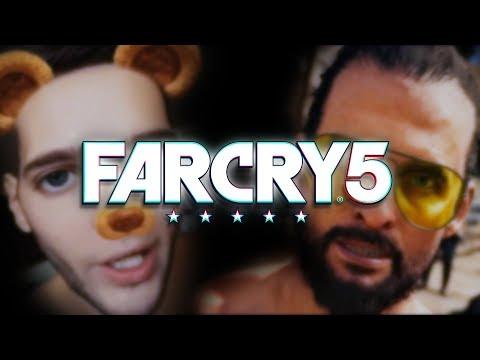 Чилю в Far Cry 5 [Тупо Рофлю] thumbnail