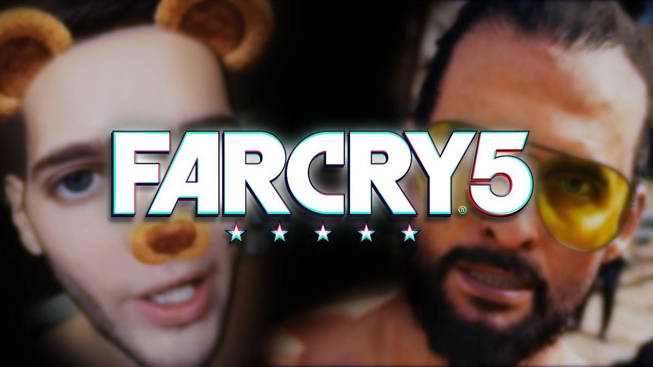 Чилю в Far Cry 5 [Тупо Рофлю]