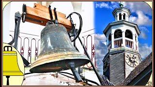 Oostwold Groningen: Van Bergen-luidklok uit 1807 van de Hervormde kerk (Plenum)