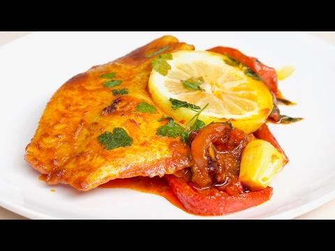 Moroccan Fish Recipe