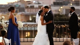 Bride Film // New Orleans Riverview Room Wedding Video