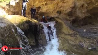 Barranco Acuático - Más Multiaventura con Turiaventura - Barranco Acuático Enguidanos
