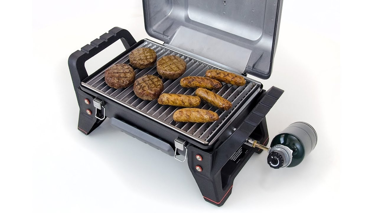Char Broil Grill2Go X200 Portable Grill   YouTube