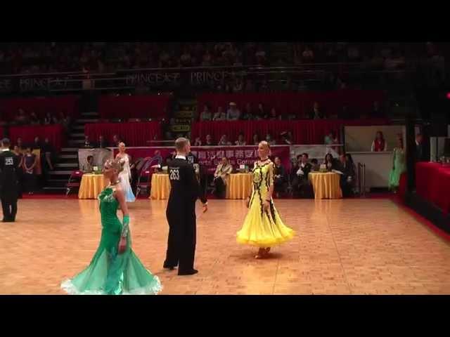 Vasily Kirin - Ekaterina Prozorova | R3 Waltz | Hong Kong 2014