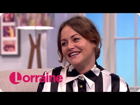 Ray Winstone Can't Wait To Be A Grandad - Jaime Winstone Interview | Lorraine