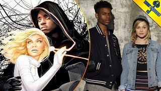 Comic Book Origins: Cloak & Dagger