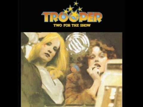 Trooper The Boys In The Bright White Sports Car Lyrics
