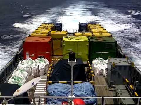 Fast Vessel Operation 2