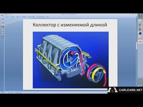 Системы изменяемой геометрии впускного коллектора. Ч1.