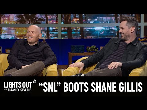 The Woody Show - Bill Burr and Jim Jefferies Weigh In on SNL Firing Shane Gillis