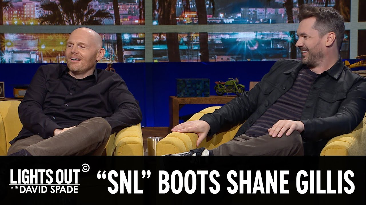 Bill Burr and Jim Jefferies Weigh In on SNL Firing Shane Gillis - Lights Out with David Spade