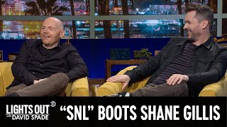 "Bill Burr and Jim Jefferies Weigh In on ""SNL"" Firing Shane Gillis - Lights Out with David Spade"