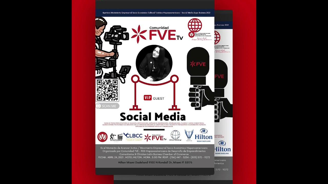 Social Media Expo Business