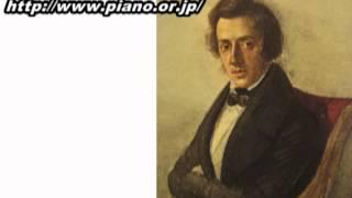 ショパン/ポロネーズ第5番 嬰ヘ短調 Op.44,CT154 pf.フラーニ