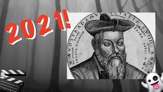 Nostradamus: Seine düstere Prophezeiung für das Jahr 2021!!